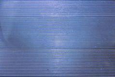 Surface bleuâtre argentée Photo libre de droits