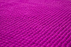 Surface of brand-new soft bathroom mat Stock Images