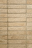 Surface of brick wall Royalty Free Stock Image