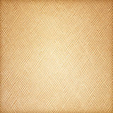 Surface of Brown leatherette Stock Photography