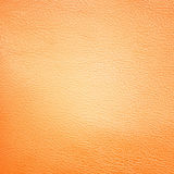 Surface of Brown leatherette Stock Photos
