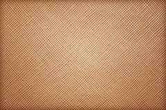 Surface of Brown leatherette Royalty Free Stock Photos