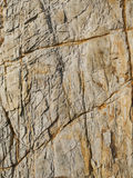 Surface of brown stone Royalty Free Stock Photo