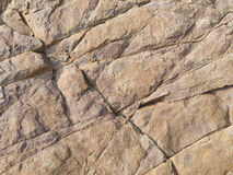 Surface of brown stone Stock Photography