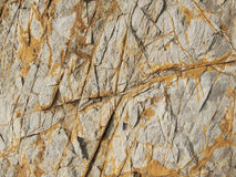 Surface of brown stone Royalty Free Stock Images
