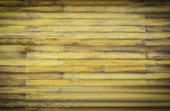 Surface of brown wooden plank Royalty Free Stock Image