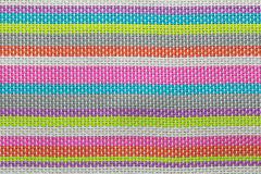 Surface of Colorful plastic pattern. Royalty Free Stock Photography