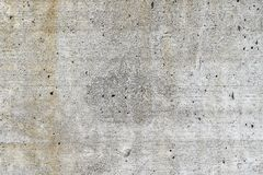 Surface of a concrete wall stock image