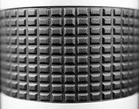 Surface convexe en caoutchouc Image libre de droits