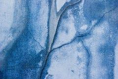 Surface cracks Stock Photo