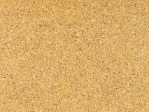 Surface from crumb of cork. Royalty Free Stock Photos