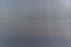Surface d'acier inoxydable Photos libres de droits
