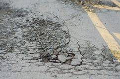 Surface d'asphalte image stock