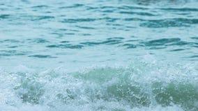 Surface d'eau de mer image stock