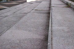 Surface d'escalier Images stock