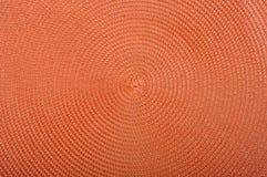 Surface d'intertexture d'herbe orange Photo libre de droits