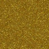 Surface d'or plissée illustration stock