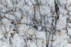 Surface d'une veine de quartz Images stock