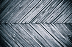 Surface with dark wooden planks Stock Image
