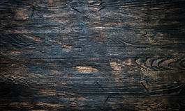 Surface of dark wooden table Stock Photo
