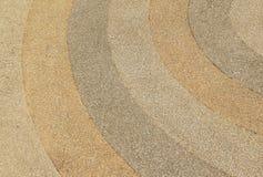 Surface de cailloux, fond de couleur Images stock