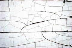 Surface de Craked Photographie stock