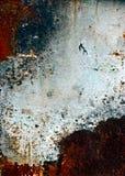 Surface de fer Photo libre de droits