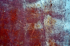 Surface de fer Images libres de droits