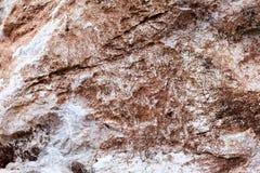 Surface de fond en pierre foncé Images stock