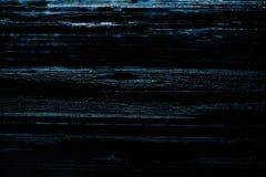 Surface de l'écran de télévision Photo libre de droits
