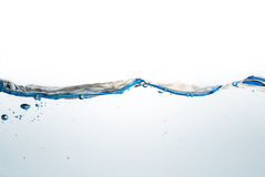 Surface de l'eau Images stock