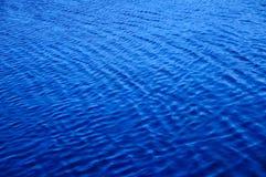 Surface de l'eau photographie stock