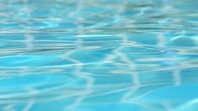 Surface de l'eau banque de vidéos