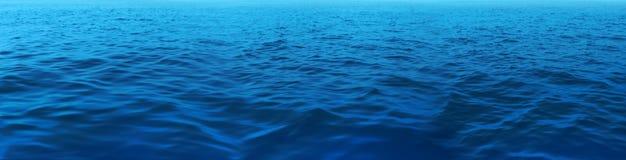 Surface de l'eau Image stock
