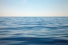Surface de l'eau photo stock