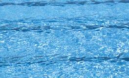 Surface de l'eau Photographie stock libre de droits