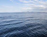 Surface de l'eau d'océan, backgroun Image stock