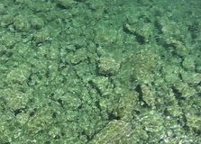 Surface de l'eau - texture image libre de droits