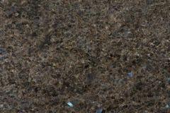 Surface de macro d'antiquité de Labrador Images stock