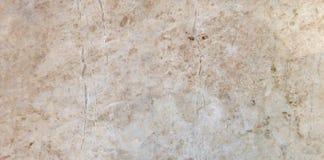 Surface de marbre crème beige photographie stock libre de droits