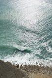 Surface de mer Images libres de droits