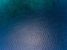 Surface de mer photo stock