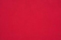 Surface de plâtre rouge Images stock