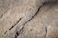 Surface de roche Images libres de droits