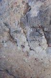 Surface de roche Photographie stock