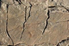 Surface de roche ou de pierre comme texture de fond Images stock