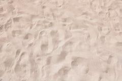 Surface de Sandy le jour ensoleillé comme fond photographie stock libre de droits