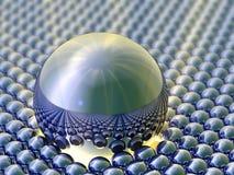 Surface de sphère Image libre de droits