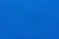 Surface de textile non tissé bleu comme fond photos stock