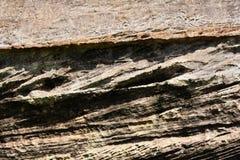 Surface de texture de roche Images libres de droits